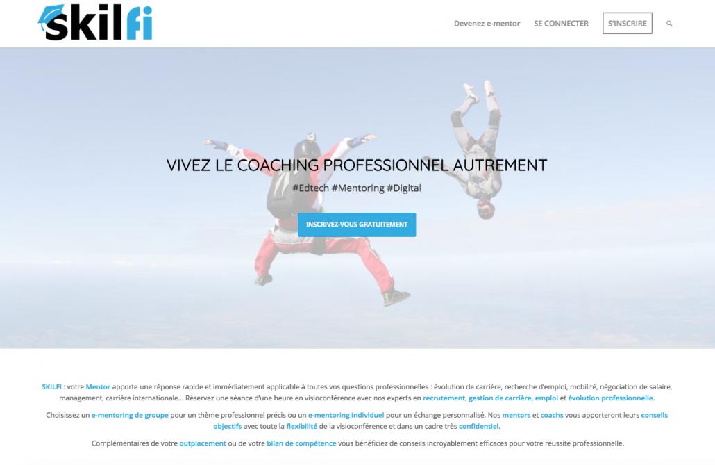 site réservation coach professionnel